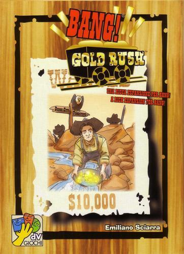 Bang: Gold Rush Expansion - The Board Gamer