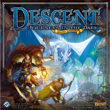 Descent: Journeys in the Dark Second Edition - The Board Gamer