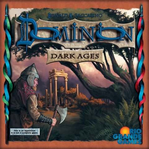 Dominion: Dark Ages Expansion - The Board Gamer