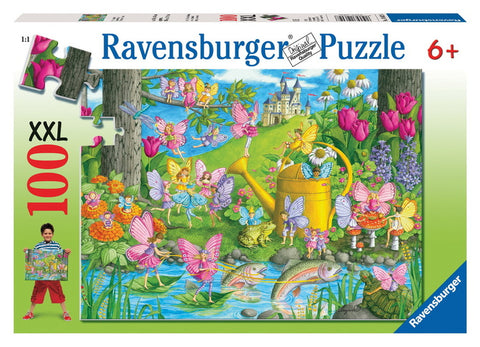 Ravensburger 100 Piece Jigsaw Puzzle - Fairy Playland
