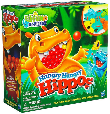 Elefun & Friends - Hungry Hungry Hippos
