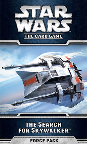 Star Wars The Card Game - Search for Skywalker - The Board Gamer