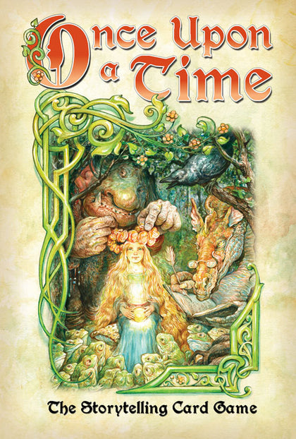 Once Upon a Time 3rd Edition - The Board Gamer