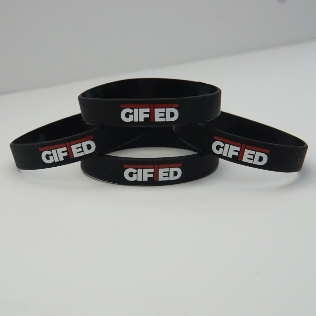Black GIFTED Wristband
