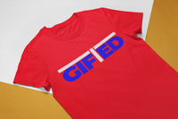 "Men's GIFTED Red ""OWN IT"" T - shirt"