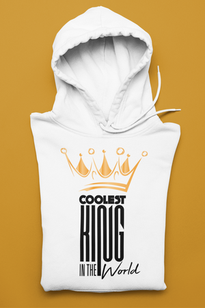 Coolest King In The World Hoodie