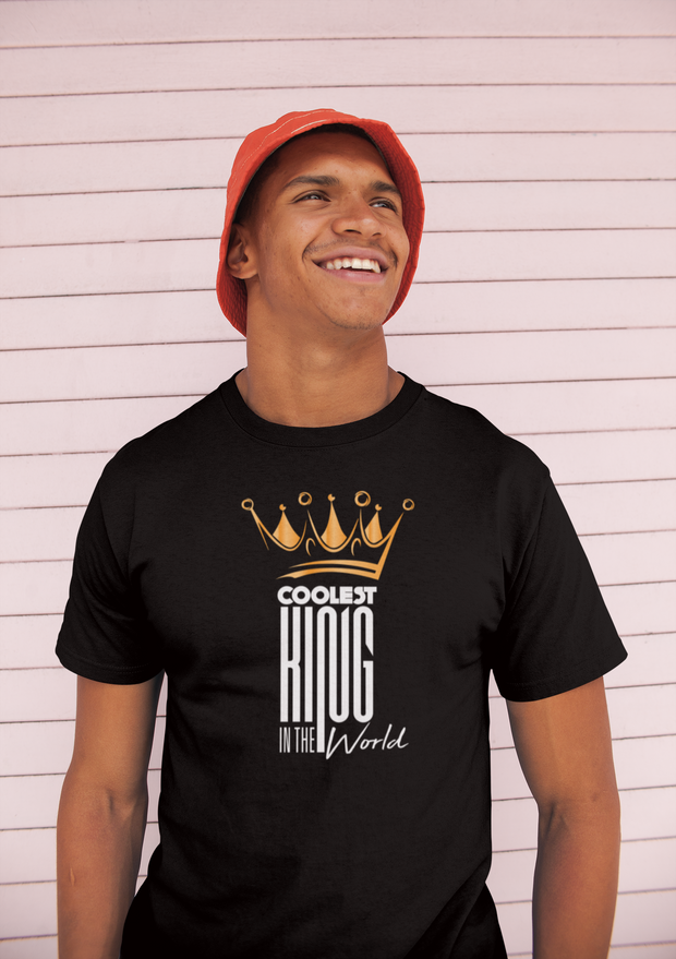 Coolest King In The World T - shirt