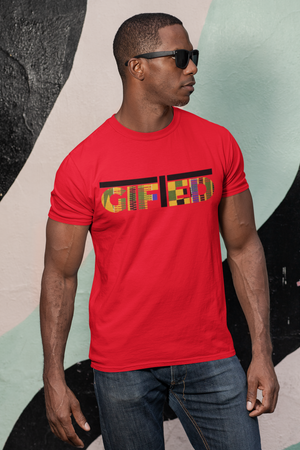Red Men's Legacy Gifted T - shirt