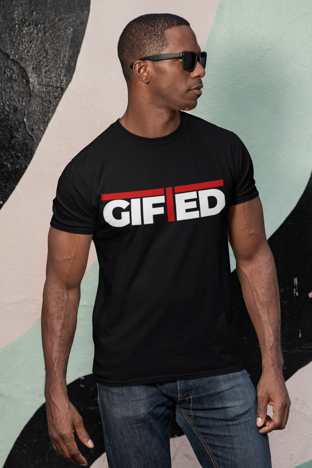 Men's GIFTED T - shirt