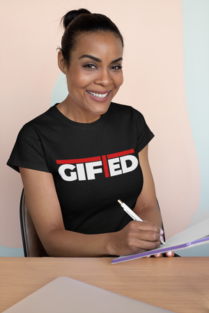 Ladies GIFTED T - shirt