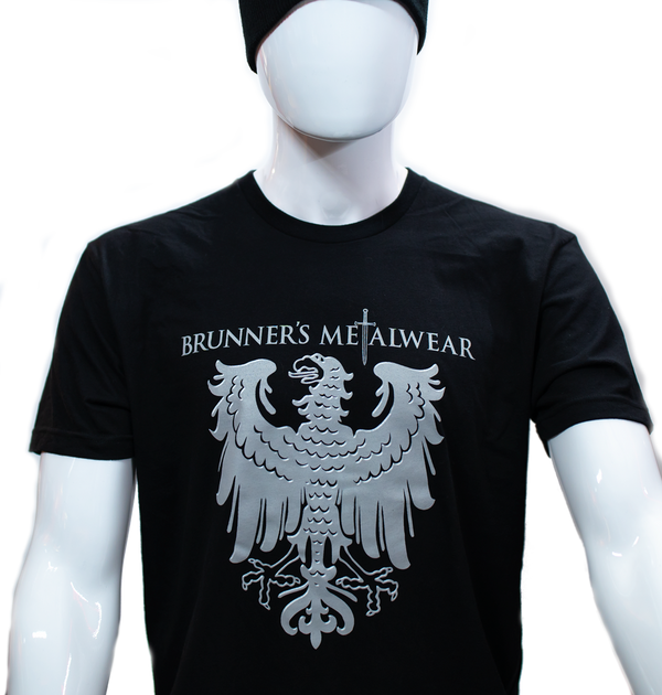 Brunners Metalwear Graphic T-Shirt