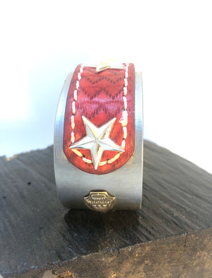 All Star Bangle RED