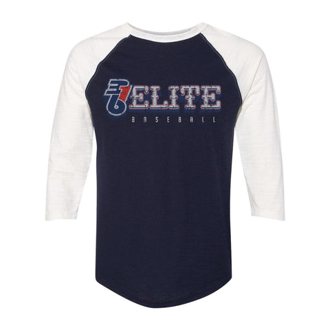 316 Elite Champion Vintage 3/4 Sleeve