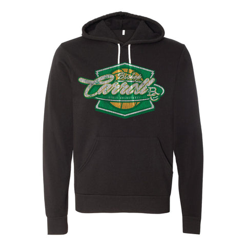 BCCHS Girls Basketball Bella Vintage Hoodie