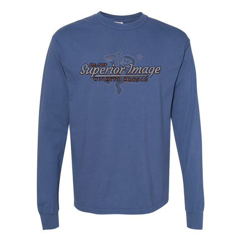 Superior Image Vintage Long Sleeve Tee