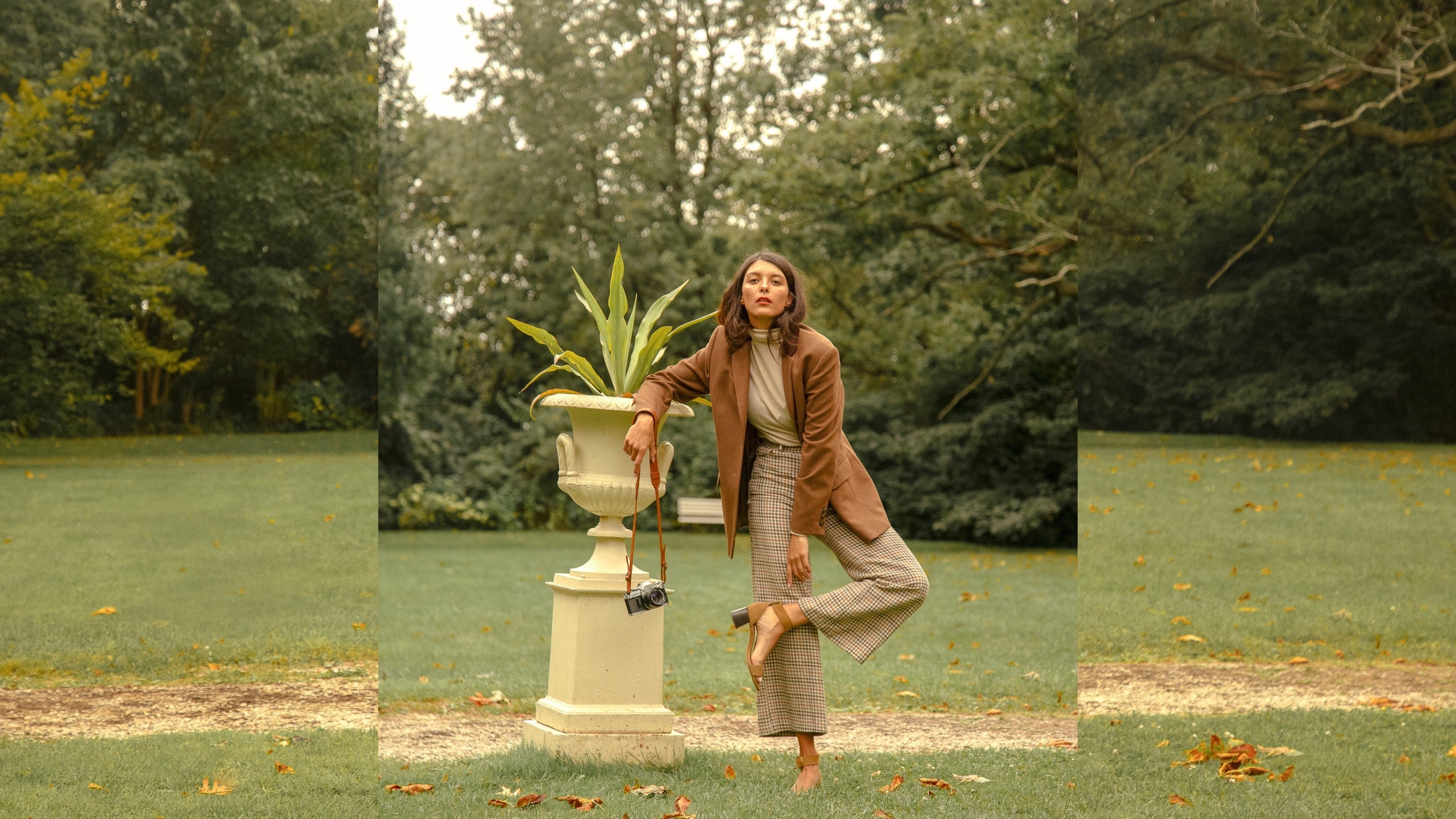 Autumn Leaves | Fall'19 Campaign by Jolie Laide