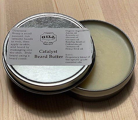 Catalyst Beard Butter