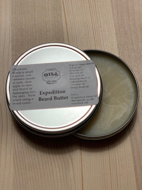 Expedition Beard Butter