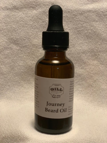 Journey Beard Oil