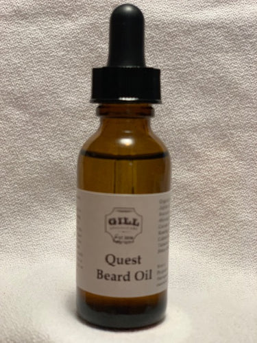 Quest Beard Oil