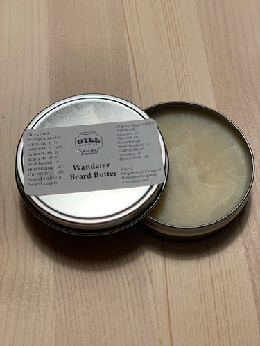 Wanderer Beard Butter