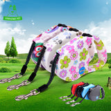 3 M 5 M 6 M  Nylon Walking Pet Leads Automatic Dog Retractable Leash For Dog