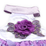 Armi store Shiny Leaves Decorated Dog Dresses Summer Dogs  Princess Dress 6071077 Pet Clothing Supplies