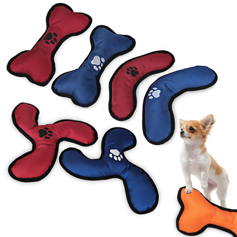 Dog Toys Pet Chewing Play  Sound Toy 3 types For Puppy Dog Chasing Pet Products