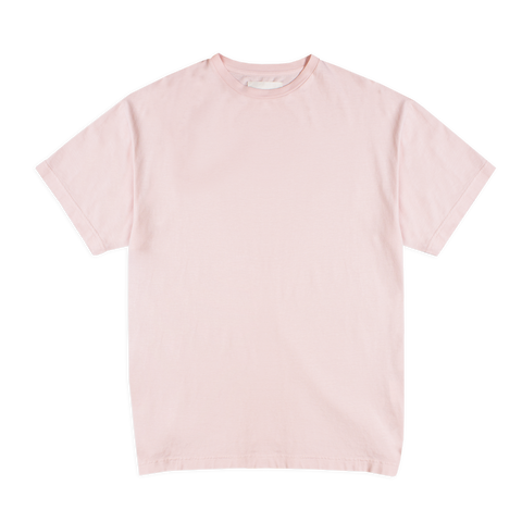 fly tee - dusty pink