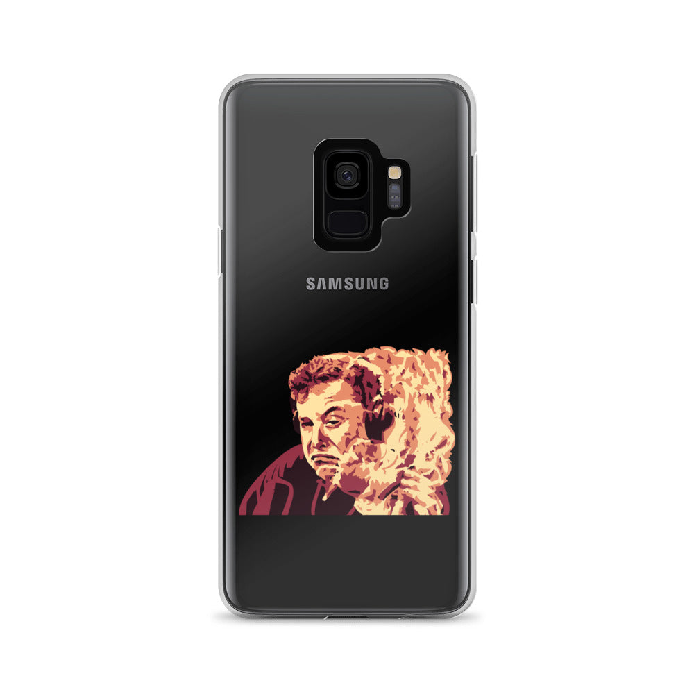 Deep Thoughts Samsung Case
