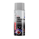 High Temperature Spray Paint Silver 400ml - monster-colors