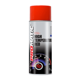High Temperature Spray Paint Red 400ml - monster-colors