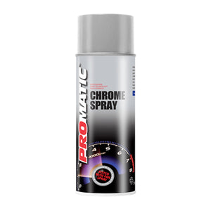 Promatic Chrome Effect Spray Paint 400ml - monster-colors