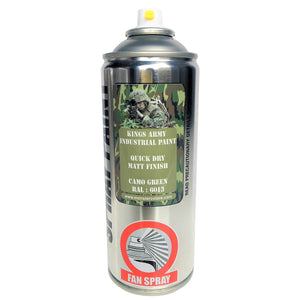 Kings Army Military Spray Paint Matt Finish - monster-colors