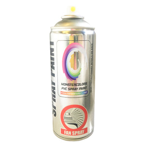 Clear PVC Spray Paint Gloss Finish - monster-colors