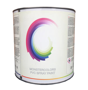 PVC Paint Gloss Finish Brush Or Spray - monster-colors