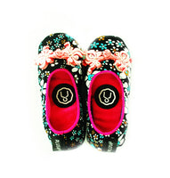 Shanghai Series Indoor Slippers Flowers Child