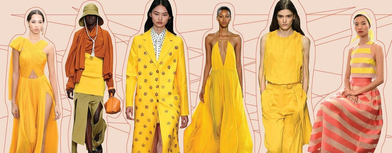 could yellow be the color of the year? 2019