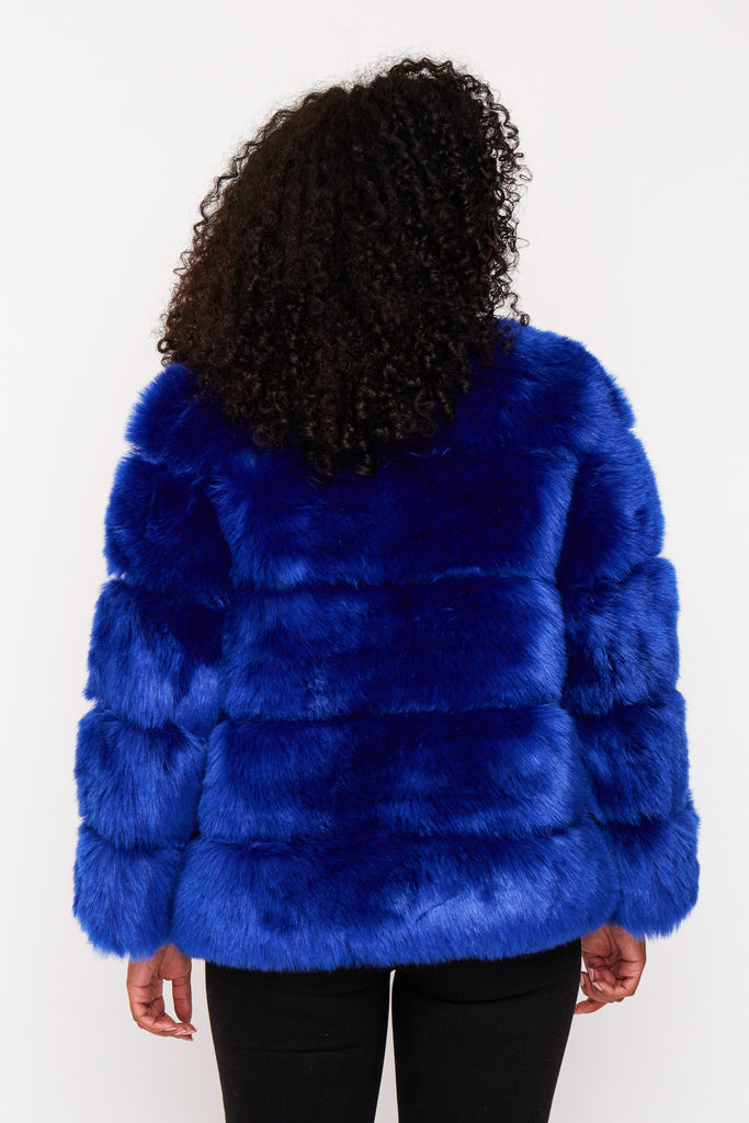 ROYALTY faux fur