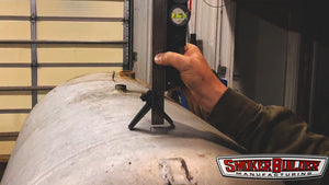 How to Find Top Dead Center On a Propane Tank (For Your Smoker Build)!