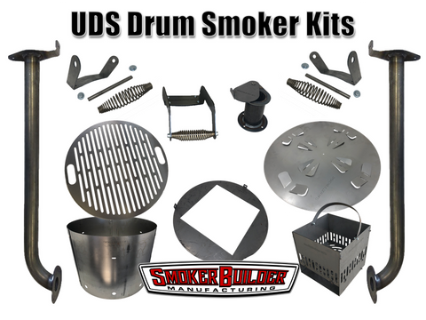 UDS Drum Cooker Kits