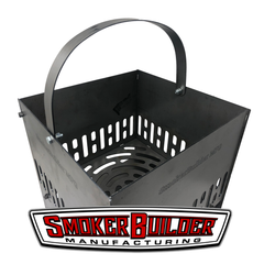 charcoal basket for UDS smoker