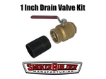 1 inch cook chamber drain kit