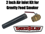 2 inch gravity feed air inlet kit