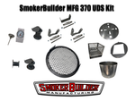 SmokerBuilder® Manufacturing 370 diy barbecue uds kit