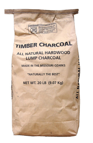 Timber Charcoal 20 pound bag