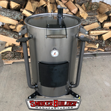 BUILT FOR YOU DRAFTMASTER™ UDS BY SMOKERBUILDER®