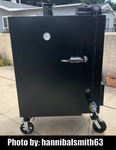Gravity Feed DoublePan™ - Smoker Plans Download