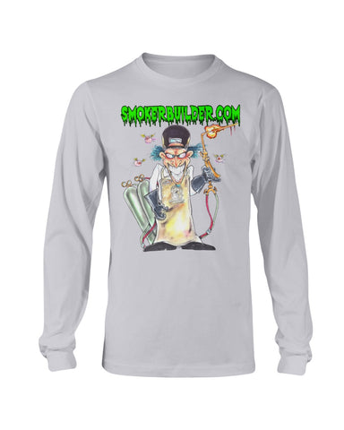SmokerBuilder Little Frank Long Sleeve Shirt