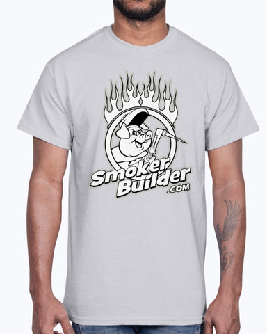 SmokerBuilder Torchy Pig Tee Shirt